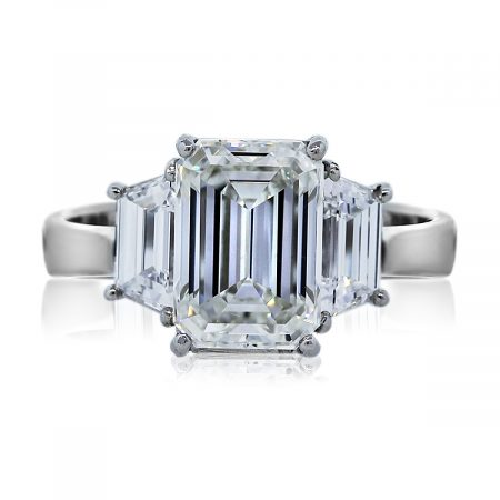 3.03ct GIA Certified Diamond Engagement Ring