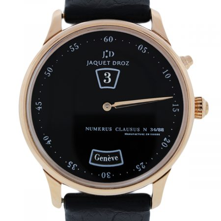 Jaquet Droz Clausus 34/88 watch