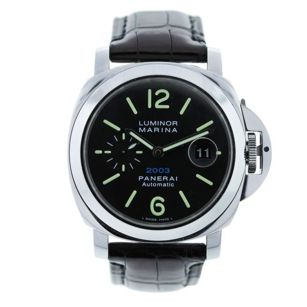 Panerai Luminor 2003 Florida Marlins World Series Champions Watch