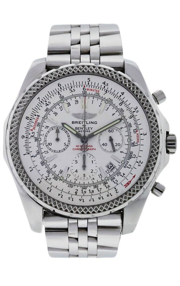 Breitling for Bentley A25362 Special Edition Stainless Steel Watch