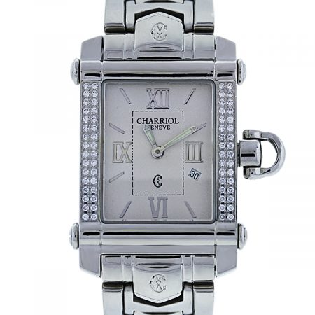 You are Viewing this Philippe Charriol Columbus CCSTRH Watch