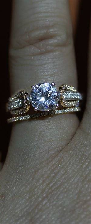 for rings blog wedding engagement fine matching ring jewelry match dia bands band debebians halo bel