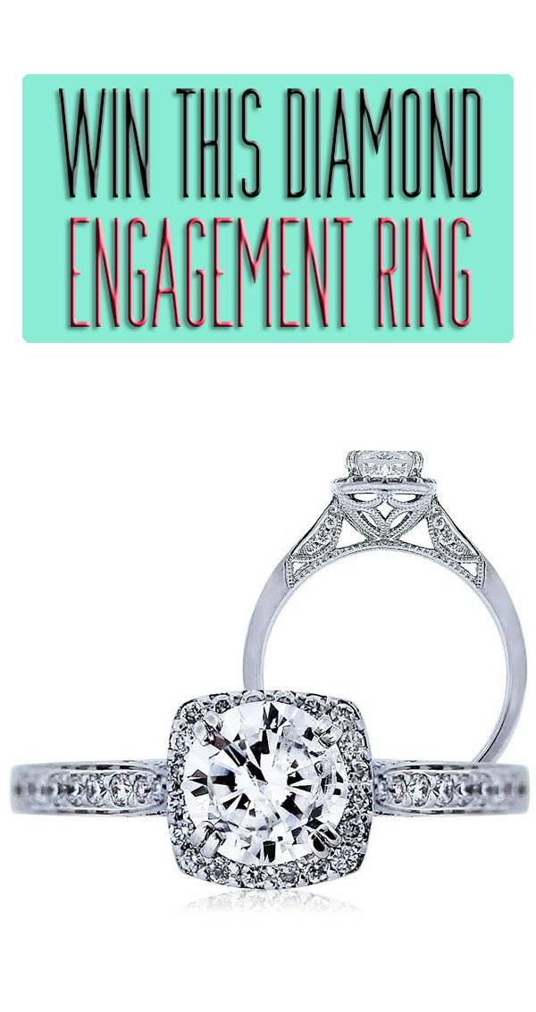 Free engagement ring sweepstakes