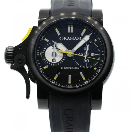 You are viewing this Graham Chronofighter RAC Trigger Watch!