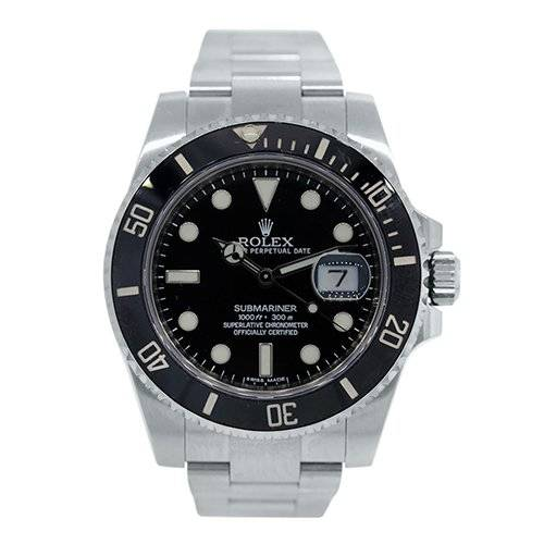 The Rolex Submariner 116610LN