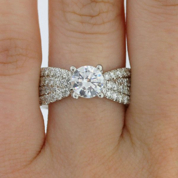 uneek engagement rings
