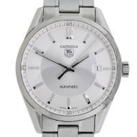 Tag Heuer Carrera WV211b.ba07 Stainless Steel Automatic Mens Watch