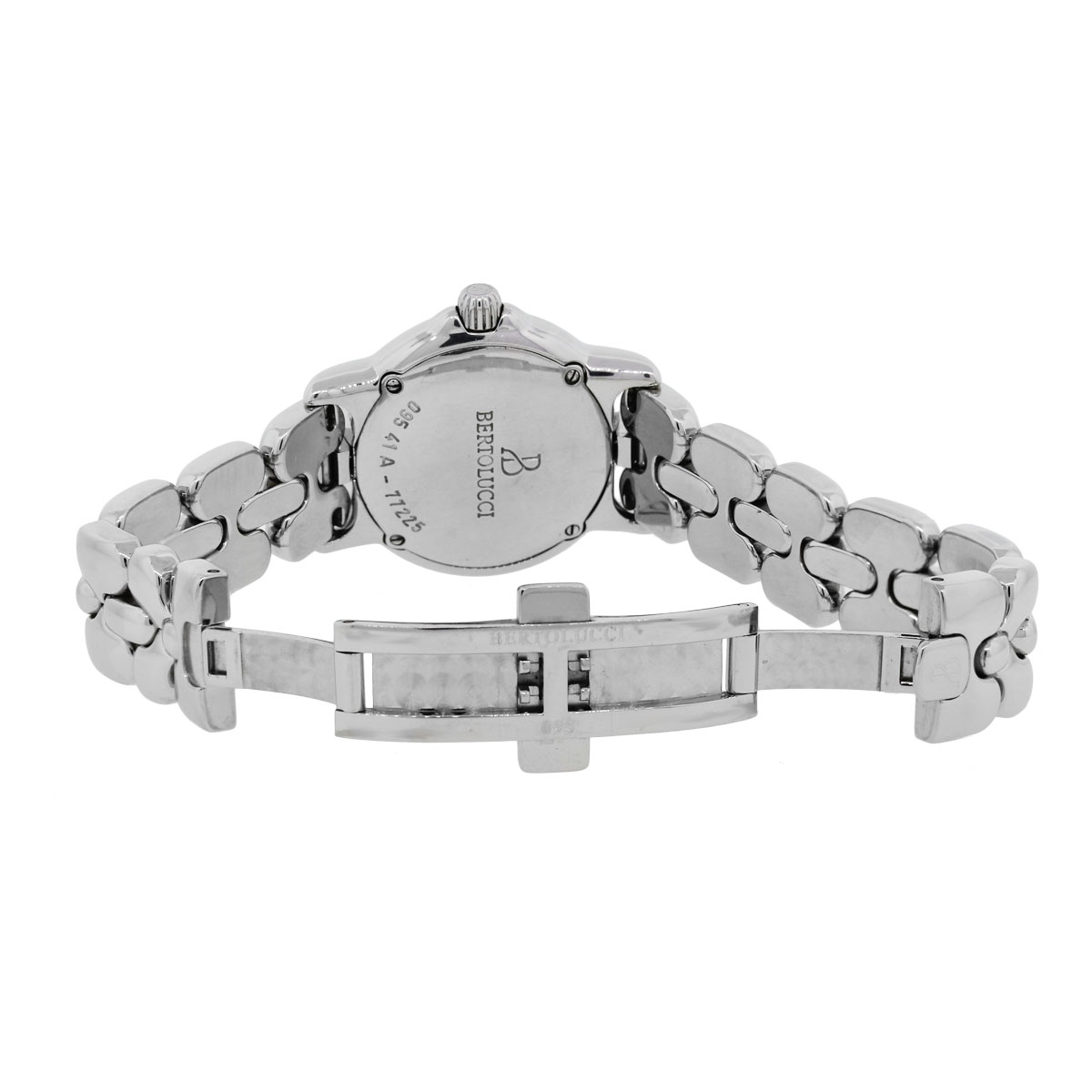Bertolucci Vir Pearl Diamond Dial Ladies Watch