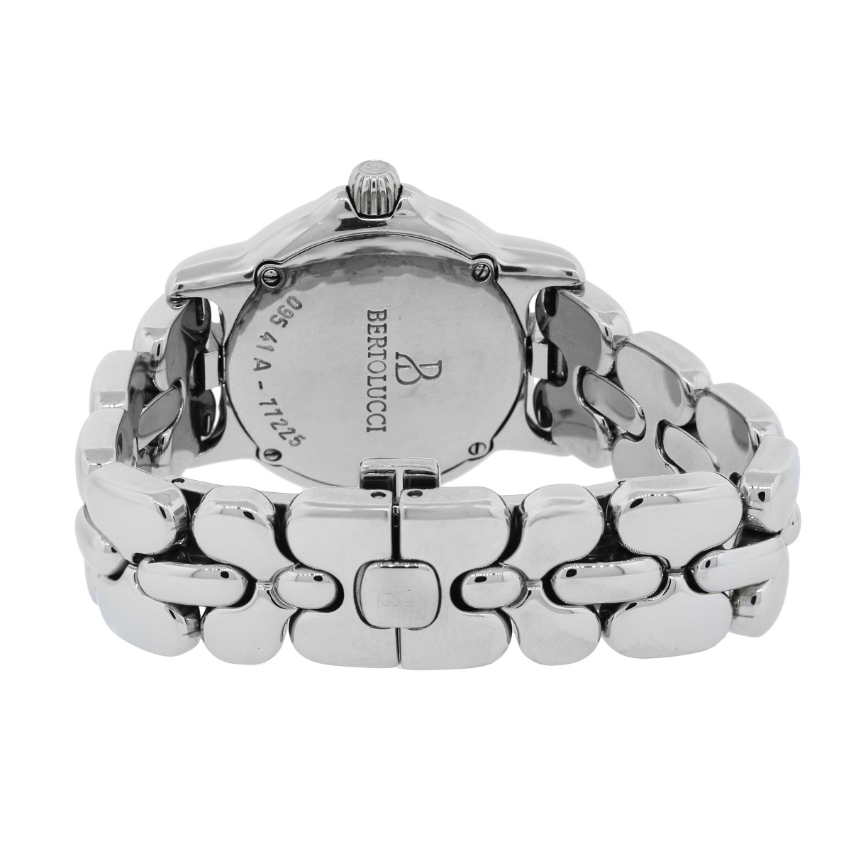 Bertolucci Vir Mother of Pearl Diamond Ladies Watch
