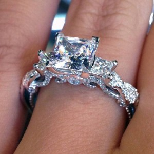 Verragio ENG-0423P-2T 0.50CTW Couture Diamond Engagement Ring Mounting