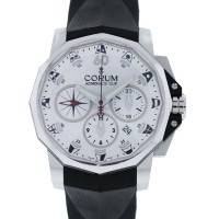 Corum Admiral's Cup Chronograph Stainless Steel Limited Edition Watch