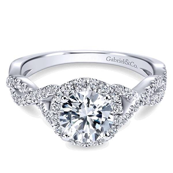 engagement rings - Halo Wedding Rings