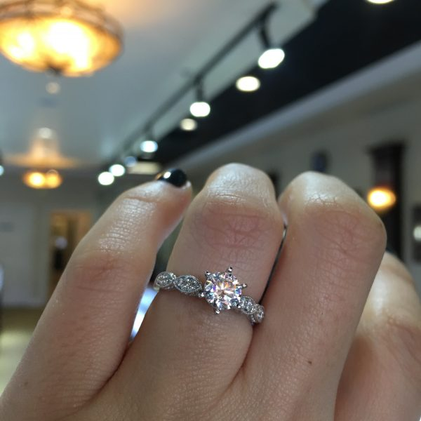 Gabriel and Co. Engagement Rings