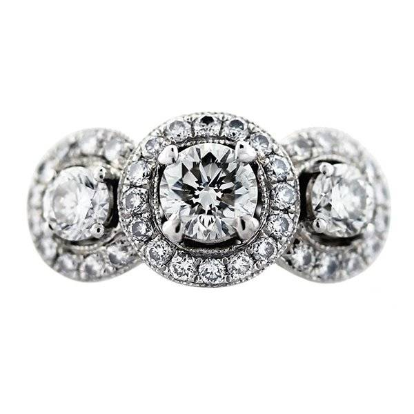 Engagement Rings Under $4000