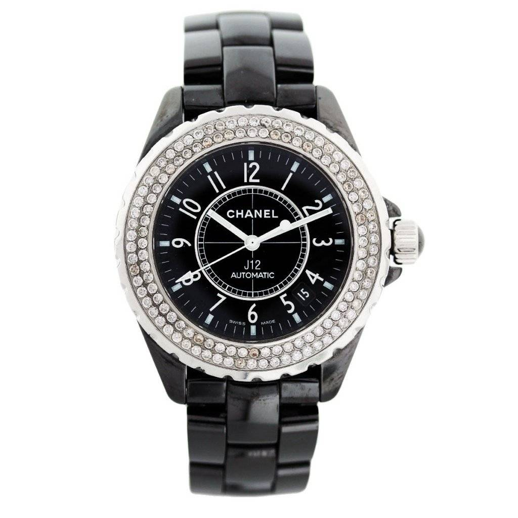 Pre Owned Chanel J12