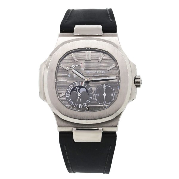 Patek Philippe 5712G Nautilus White Gold Watch