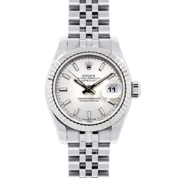 You are viewing this Rolex 179174 Datejust Stainless Steel Ladies Watch!