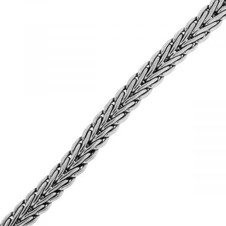 You are viewing this 14k White Gold .20ctw Diamond Toggle Bracelet!
