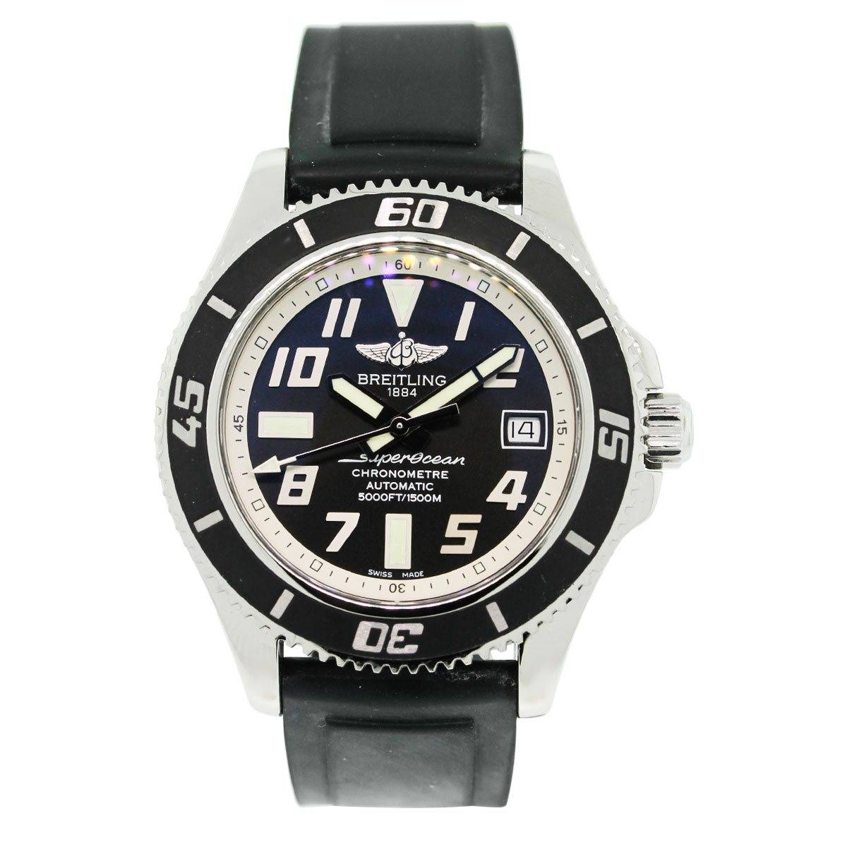 BREITLING SUPEROCEAN A17364 STAINLESS STEEL