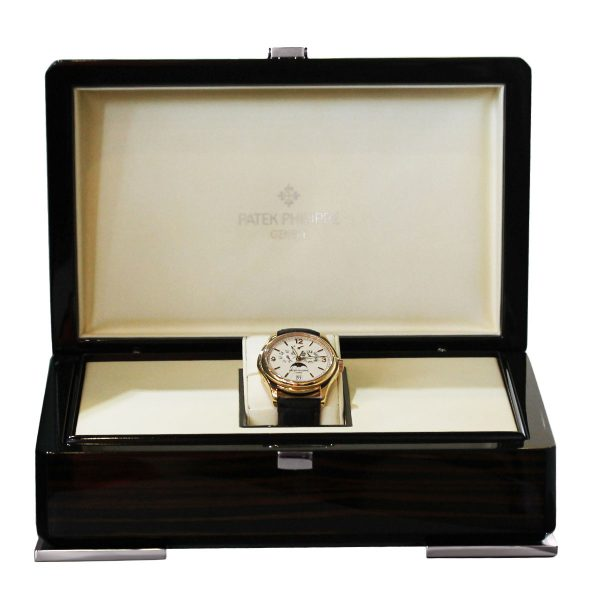 Patek Philippe 5146R-001 Rose Gold Complications Watch box