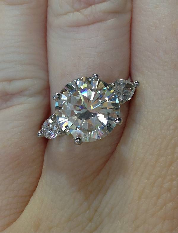 ckyfmpz rings carat vintage ring by ct cut newest shared diamond wedding cushion