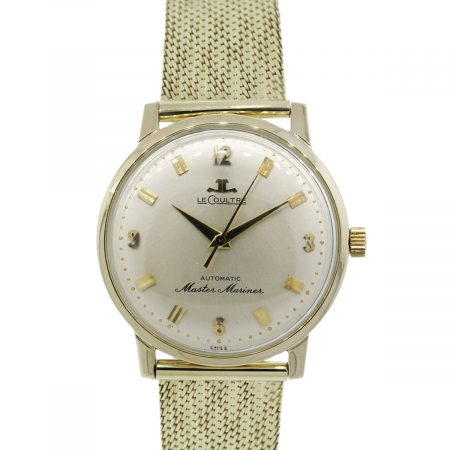 You are viewingLeCoultre Master Mariner 14K Yellow Gold Gents Watch