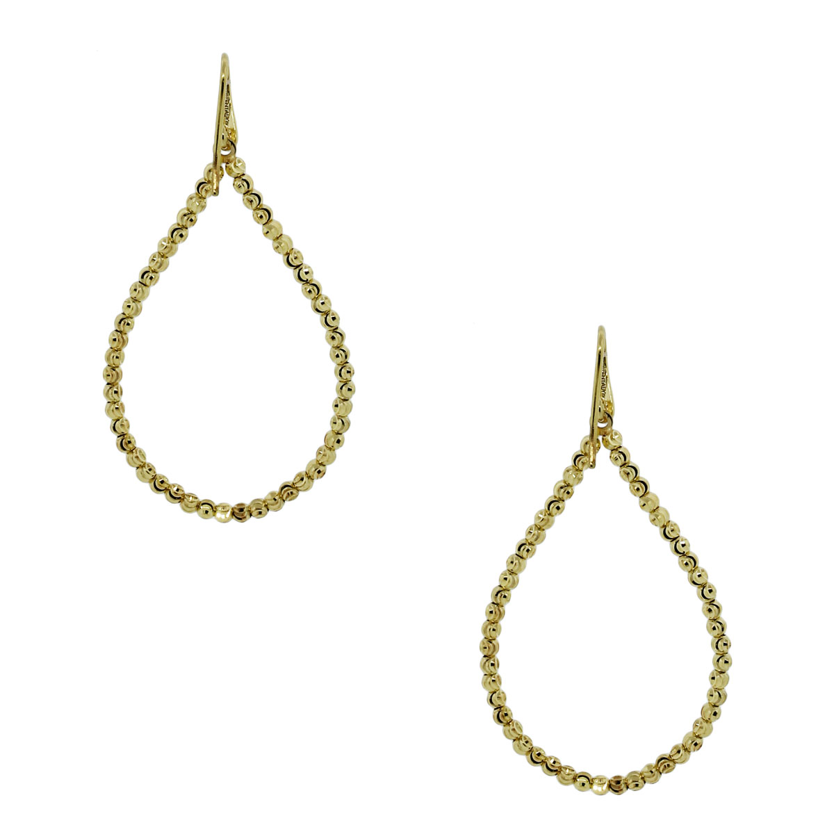 Officina Bernardi Tear Drop Earrings