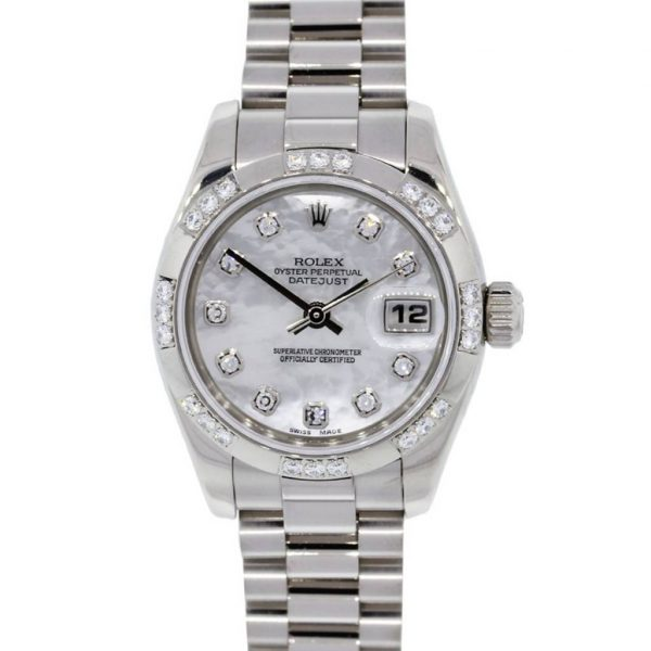 Rolex Mother of pearl