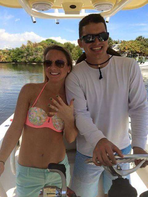 Kevin and Laura Proposal Story Raymond Lee Jewelers