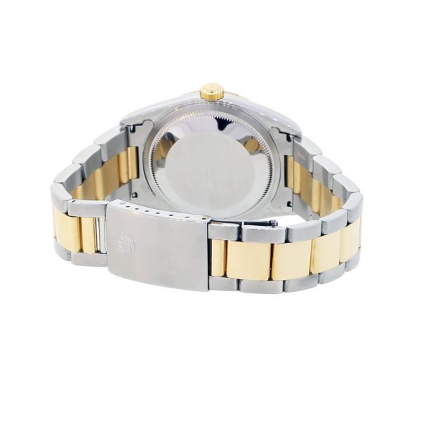 Rolex Datejust 16233 Champagne Dial Watch