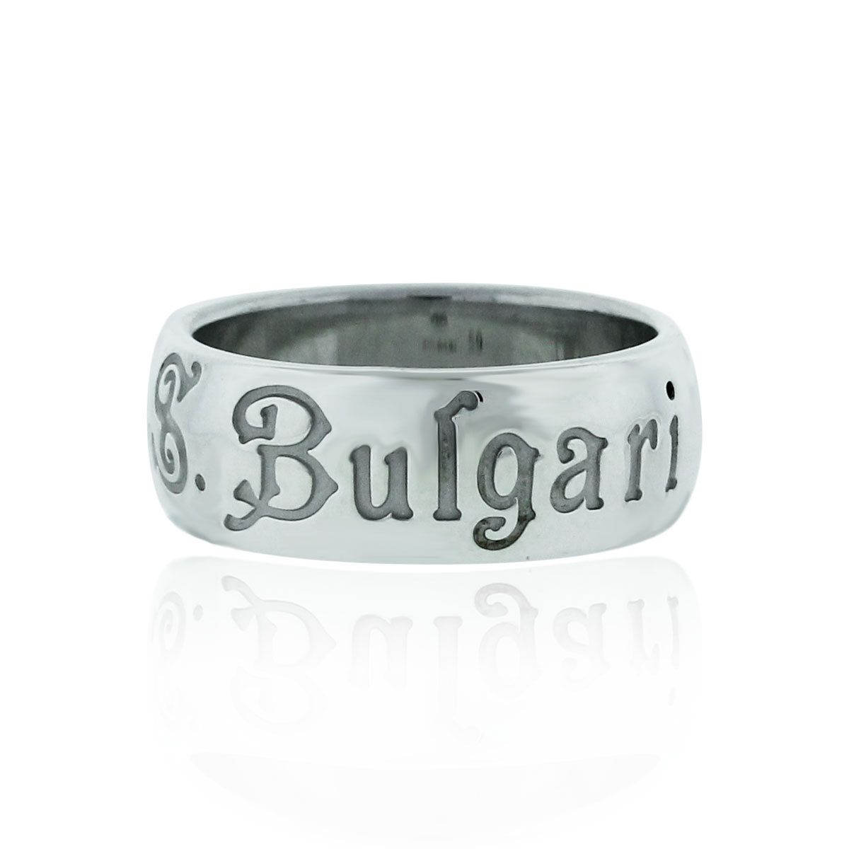 You are viewing this Bulgari Sterling Silver Save The Children Size 59 Ring!