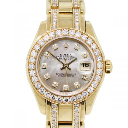 Role Diamond Masterpiece Ladies Watch