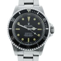 Rolex 5512 Submariner Non-Date Vintage Watch