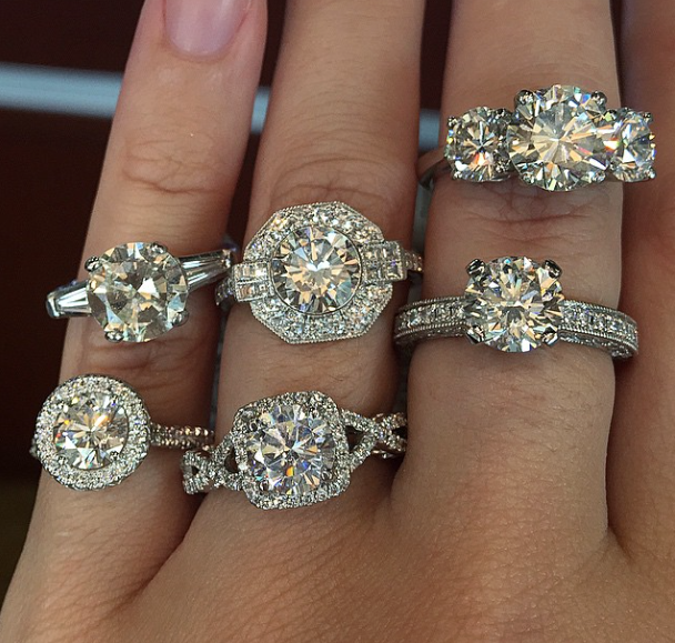 Find Your engagement ring style