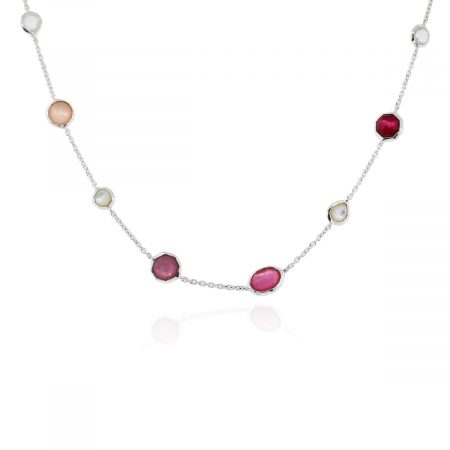 You are viewing this Ippolita Short Pink Mother of Pearl Necklace
