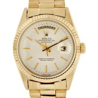 Rolex Day-Date 1803 Presidential 18K Yellow Gold Watch