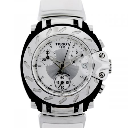 You are viewing this Tissot T-Race Chronograph Rubber Strap Watch