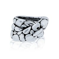 John Hardy Sterling Silver Kali Twist Ring