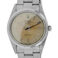 Rolex 14000 Air-King Stainless Steel Watch