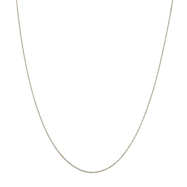 """14k Yellow Gold 15.50"""" Necklace"""