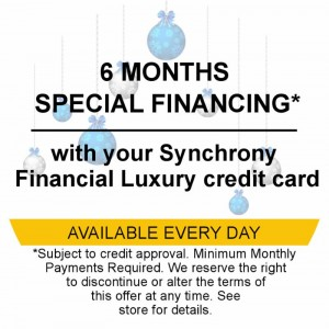Synchrony Financing Terms