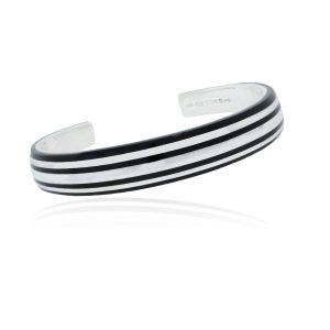 Mont Blanc Sterling Silver Cuff