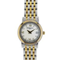 Raymond Weil Toccata Two Tone MOP dial ladies Watch