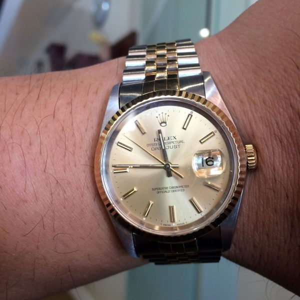 Rolex Datejust for Gents
