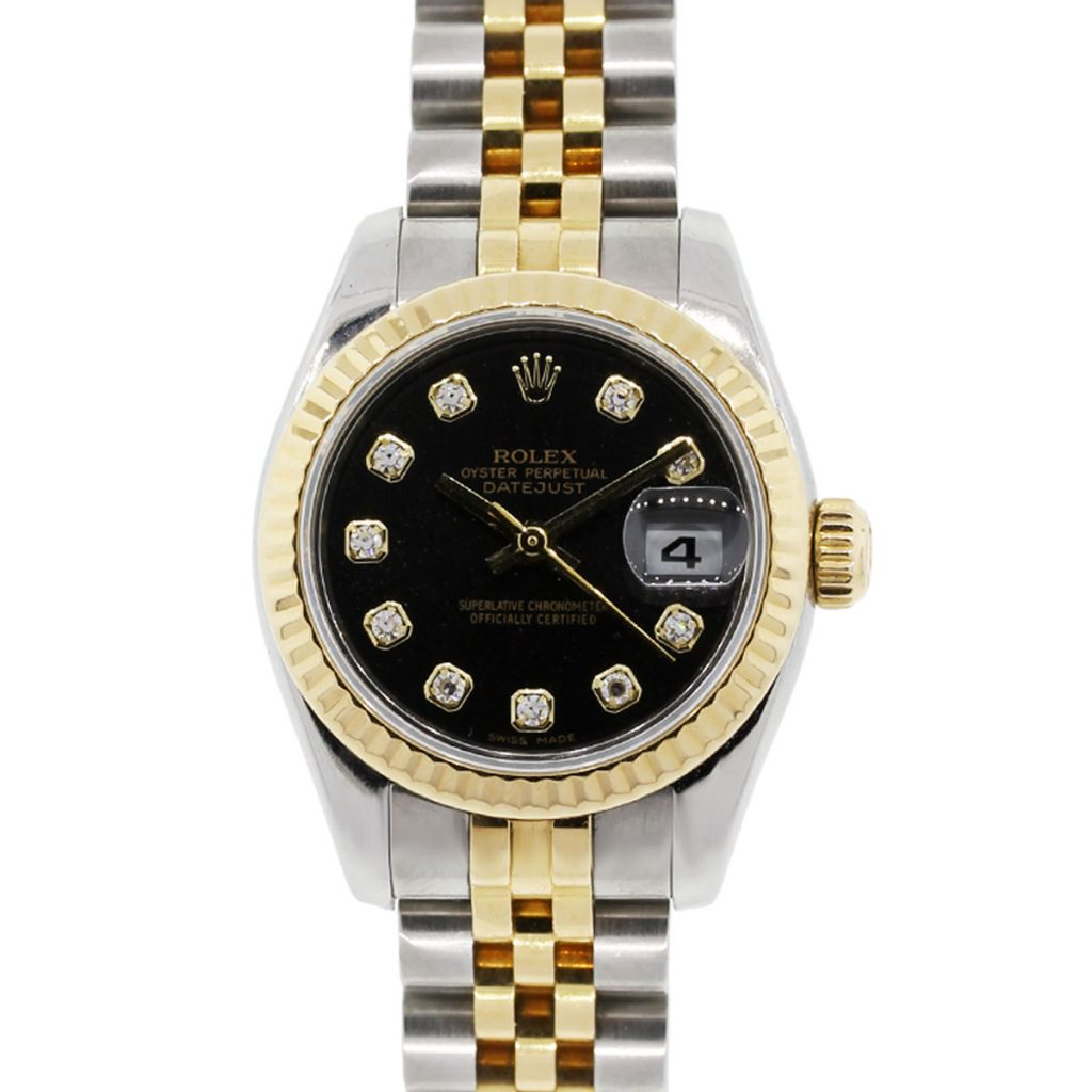 rolex watches for women black wwwimgkidcom the image