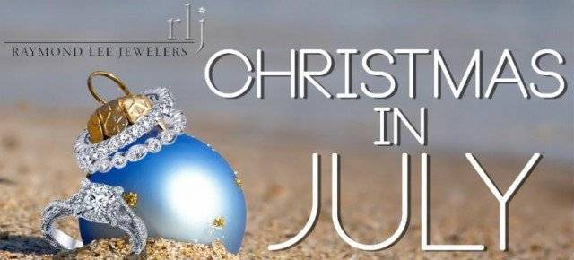 Christmas in July Jewelry sale