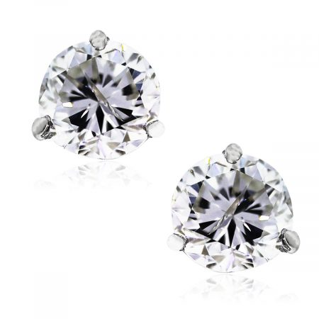1.95 Diamond Stud Earrings