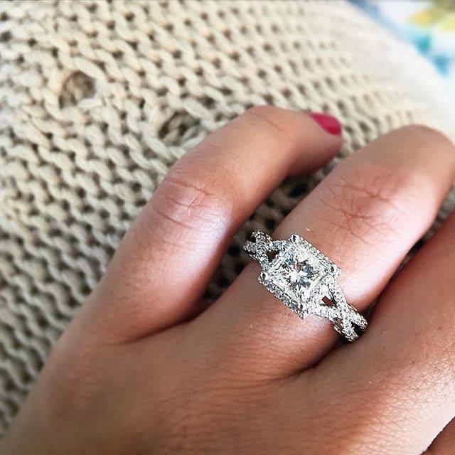 top 10 twisted shank engagement rings