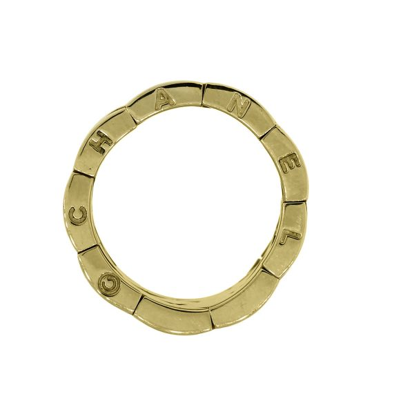 Chanel Gold Ring