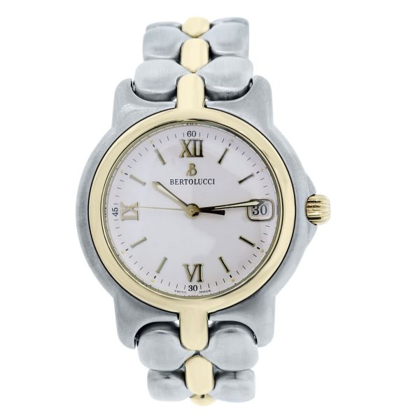 Bertolucci Pulchra quartz watch